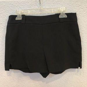 Size Small Black Shorts